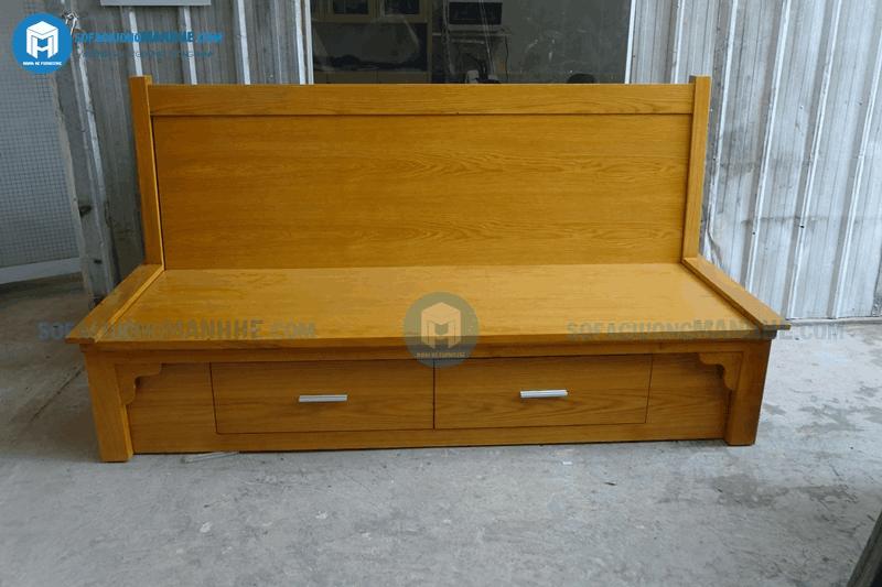 Ghế giường SG01 màu vàng