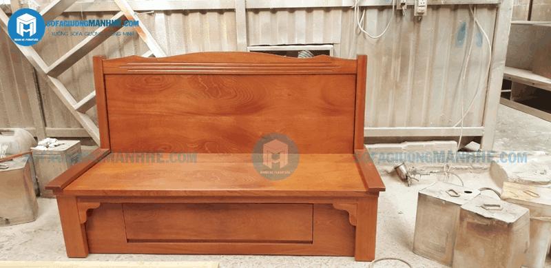 Ghế Sofa SG01 màu cánh gián nhạt