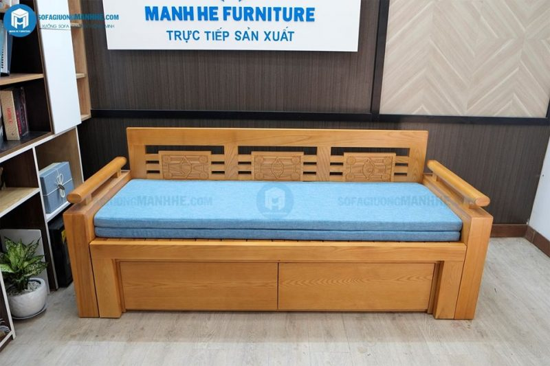 ghê sofa kết hợp giường ngủ