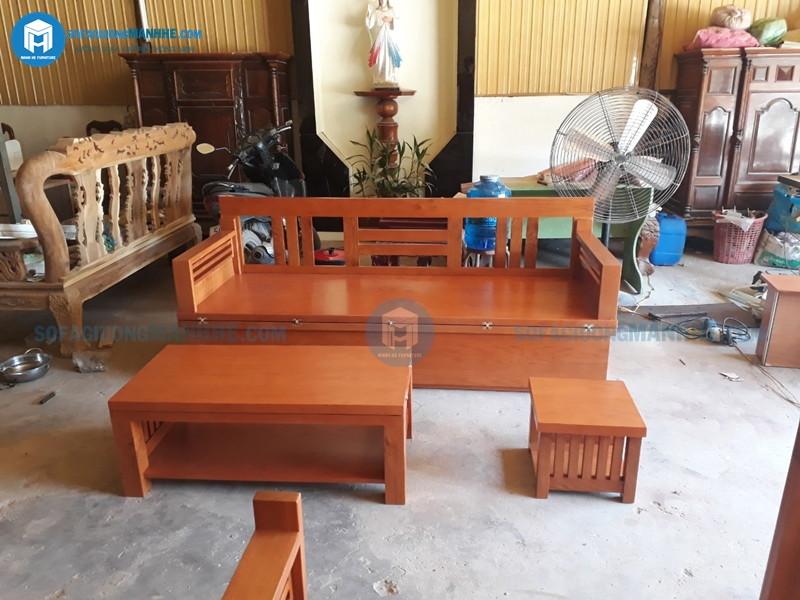 Mẫu ghế được khách hàng đặt theo sở thích