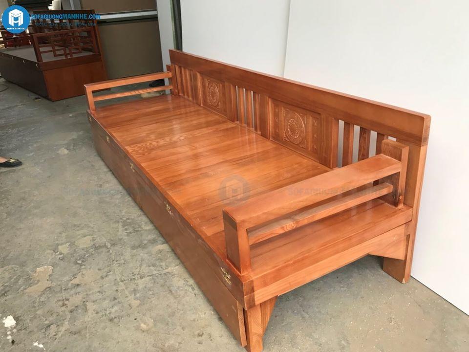 Việc lau chùi ghế trở nên dễ dàng hơn và ít bám bụi