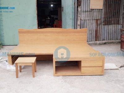 mẫu ghế SBT màu tự nhiên