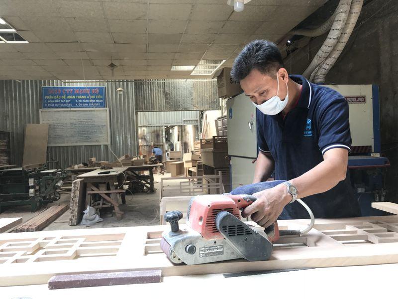 Ghế sofa giường được làm từ chính xưởng sản xuất của Mạnh Hệ nên bạn tiết kiệm được hơn 30% so với qua trung gian