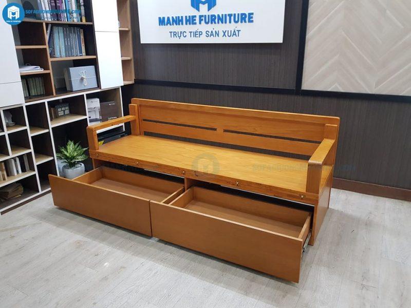 sofa gấp thành giường tg05