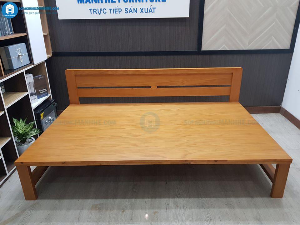 ghế sofa giường gỗ