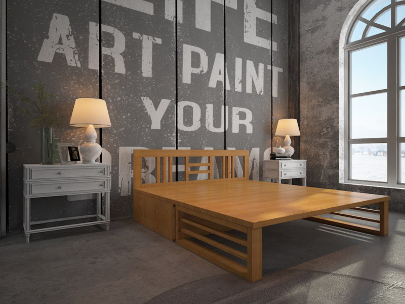 Mẫu sofa giường gấp TG01 biến căn nhà bạn trở nên gọn gàng