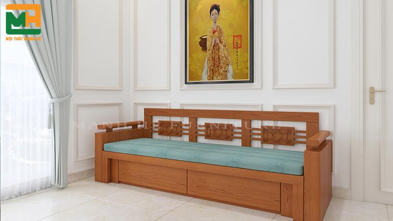 Mẫu ghế sofa giường SE01
