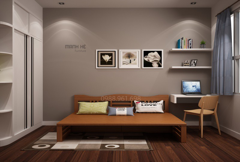 ghế sofa giường gấp TG01