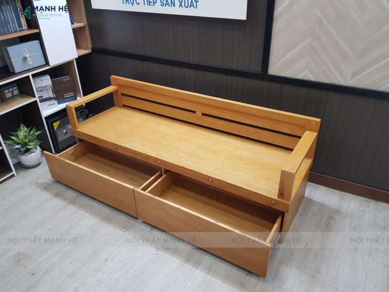 Kích thước ghế sofa giường gấp nhỏ gọn cho không gian nhà bạn