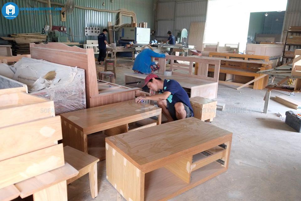 Tất cả sản phẩm ghế sofa giường ở Mạnh Hệ đều được bảo hành lên đến 2 năm